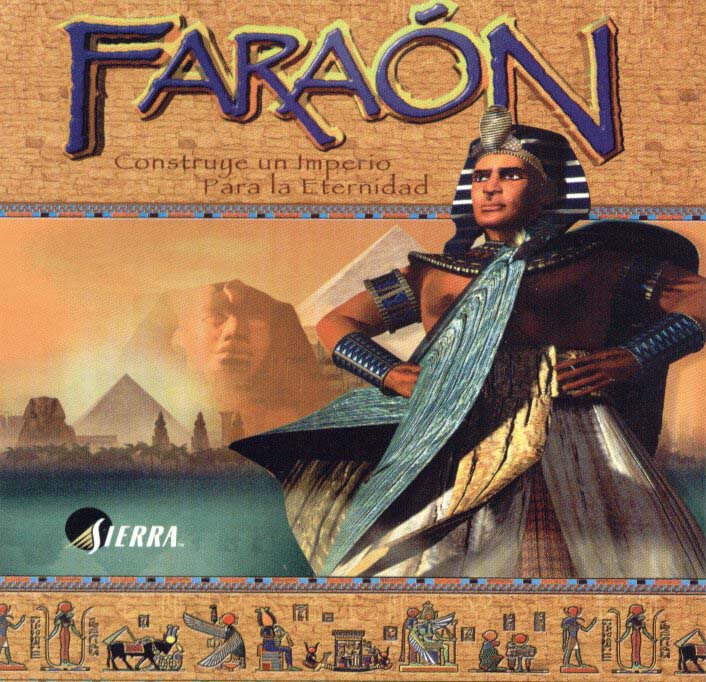 """Faraón"" Yo no te olvide! Juego PC"