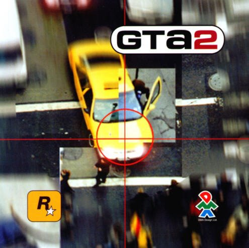 GTA2 (Grand Theft Auto 2)