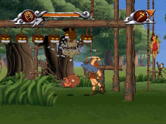 Disney S Hercules Action Game Descargar Gratis Juego W7 Jugar