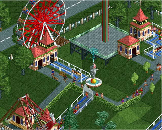 Rollercoaster tycoon 2 rar download