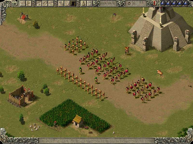 Juegos RTS de Estrategia en 2D Theocracy_1