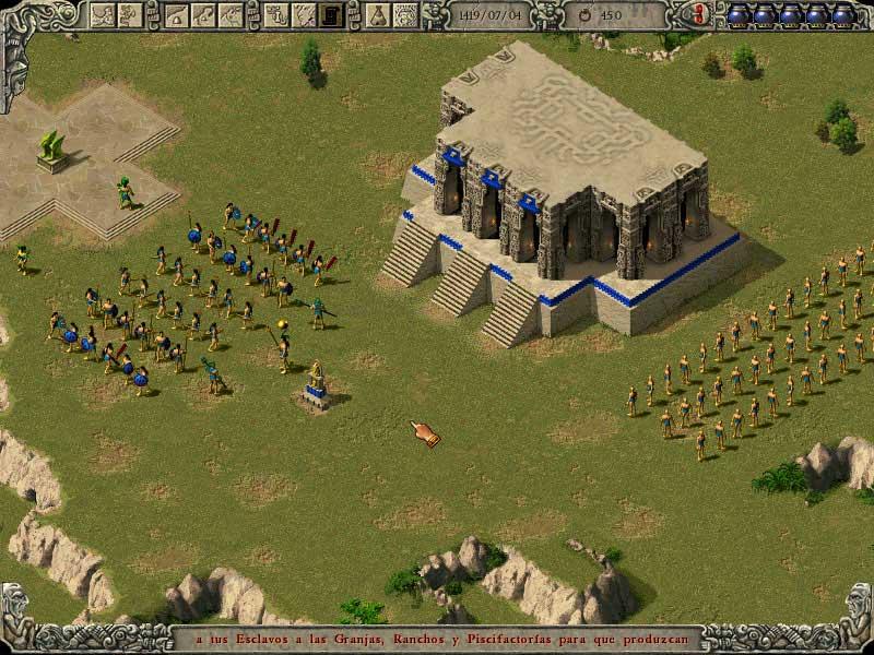 Juegos RTS de Estrategia en 2D Theocracy_2