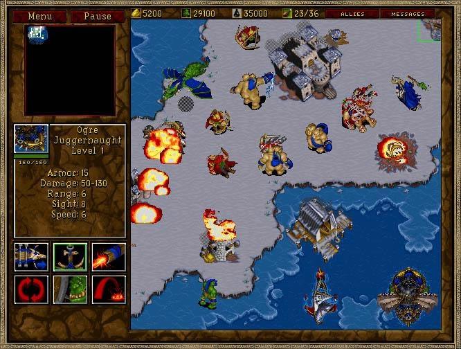 Descarga Warcraft 2 Para Gratis.