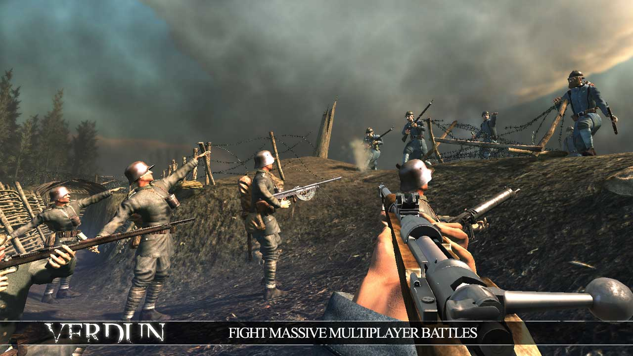 Verdun Juego Gratis Ww1 Multiplayer Unity 3d Jugar Es Gratis