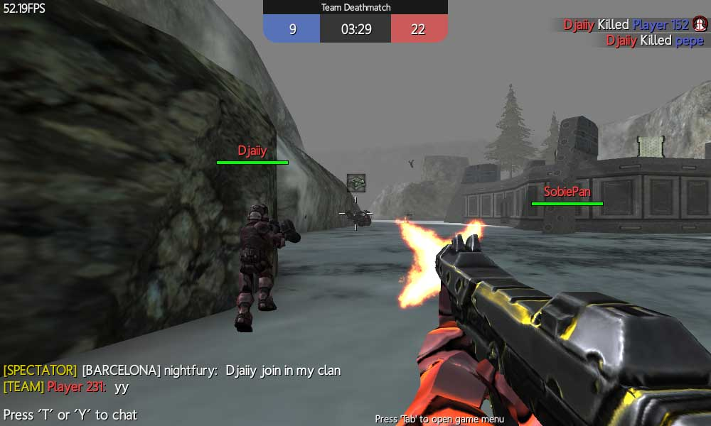 Warmerise Juego Gratis Fps Multiplayer Unity 3d Jugar Es Gratis