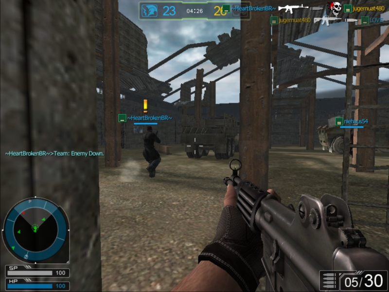 Operation 7 Juego Fps Gratuito Juegos Freeware